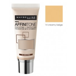 MAYBELLINE AFFINITONE PERFECTING PROTECTING 30 SAND BEIGE
