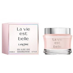 LA VIE EST BELLE LANCOME BODY CREAM 200 ML