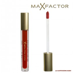 Max Factor - Colour Elixir Lipgloss 30 Captivating Ruby