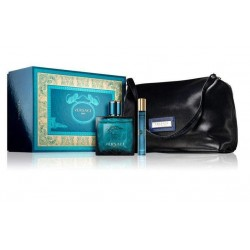 SET VERSACE EROS EDT 100ml+ 10ml TRAVEL SPRAY
